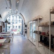 gelateria Frigo Roma arredamento