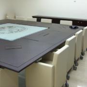 tavolo meeting su misura Campus Biomedico