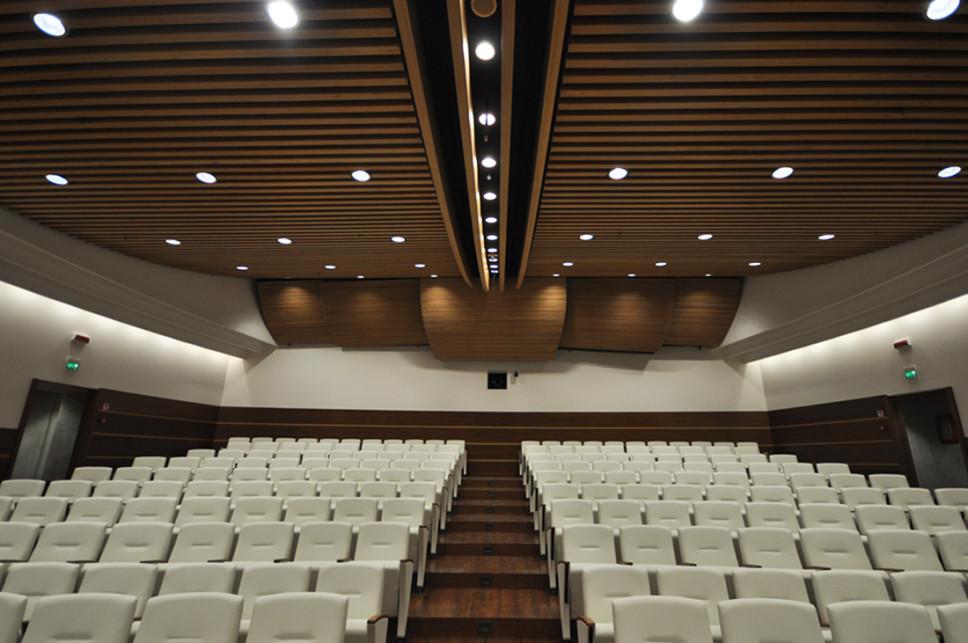 Auditorium Roma Devoto Design