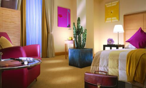 camera Hotel Capo D'Africa