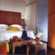 camera da letto Hotel Art Roma