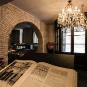lounge hotel Dom Roma