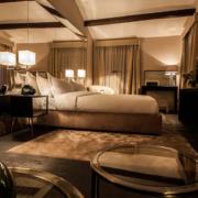 interni camera Hotel Dom Roma