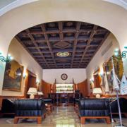 bar lounge Patria Palace hotel