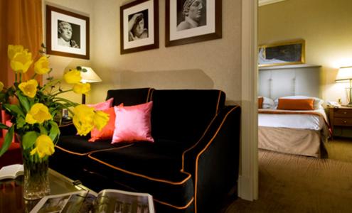 divano su misura hotel