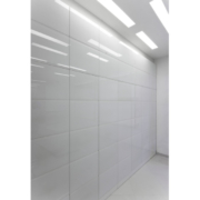 parete interna bianco lucido