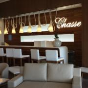 bancone su misura bar Chasse Tabarka hotel