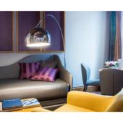 arredamento Gran Master Suites Hotel Roma