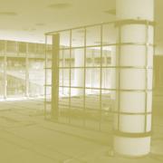 costruzione lounge Hotel Radisson Blu Es