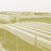 costruzione hotel Radisson Blu Es Roma