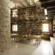 interni biblioteca di Bassiano
