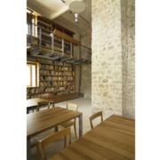 sala lettura biblioteca di Bassiano