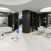 uffici privati Gazprom San Pietroburgo