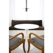 Dettaglio sedute custom Gran Melia Villa Agrippina progettate da Studio Transit e realizzate da Devoto Design