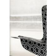 dettaglio seduta in solid surface e legno