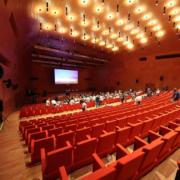 palco auditorium Nuvola