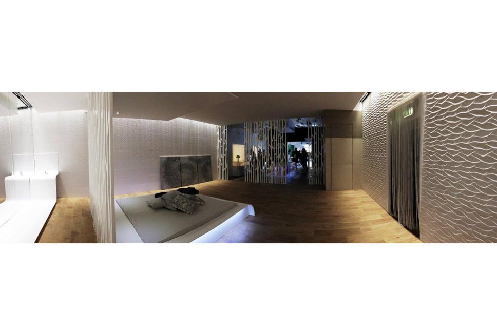 devoto e Porcelanosa Salone del Mobile 2014
