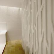 stand Porcelanosa Milano Design Week 2014
