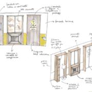 concept design arredi hotel 3 stelle
