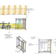 concept design arredi aparthotel