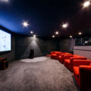 sala doppiaggio Soul Movie Roma