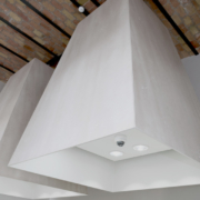 lampadari a campana su misura