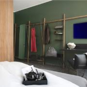 Hotel Royal Bissolati room interiors