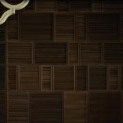 rivestimenti orizzontali su misura in legno