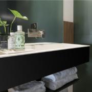 vanity unit Hotel Royal Bissolati
