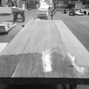 lavorazione e finitura legno massello