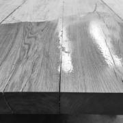 oliatura tavole legno massello