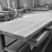 lavorazione legno massello