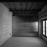 Installazione blocco inox appartamento Palazzo Rhinoceros