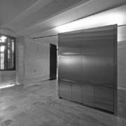 Palazzo Rhinoceros mock-up room installation Devoto Design