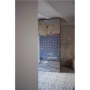 Palazzo Rhinoceros shutter with custom-made print