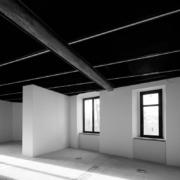 Lavori di ristrutturazione in corso a Palazzo Rhinoceros Devoto Design