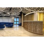 Parioli clinic hall