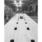 sottostruttura tavolo meeting