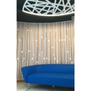 Parioli clinic hall detail