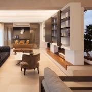 modern and elegant living room