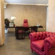 Bespoke interiors private studio view