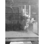 CNC pantograph at work