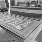 manufacturing of bespoke mashrabiya furniture