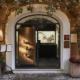 Entrata del ristorante Per Me realizzata da Devoto Design