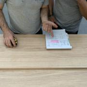 Devoto Design project at work