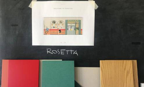 Rosetta concept design development by Devoto Design