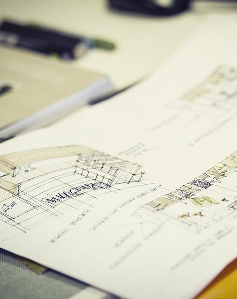 Concept design development: moodboard preparation