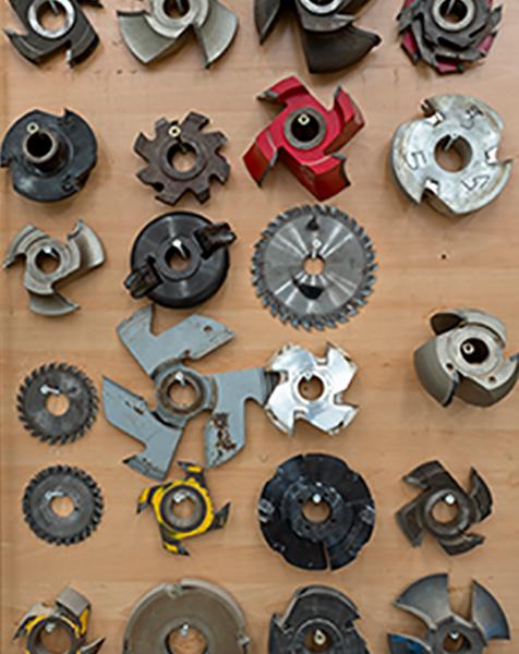 Devoto Design milling tools
