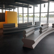 Qatar Olympic and Sports Museum fit-out works by Devoto Design