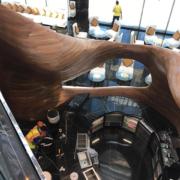 Doppia Curvatura, storia di una lavorazione speciale presso il Vertigo Restaurant del Banyan Tree Doha